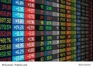 Wo kann man Aktien kaufen? An Handelsplätzen, sogenannten Börsen.
