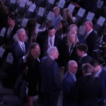 Warren Buffett beim Shareholder Meeting in Omaha