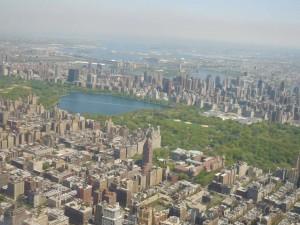 Foto von Manhattan und des Central Parks