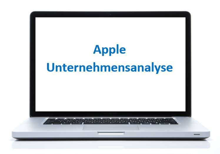 Apple Unternehmensanalyse des Warren Buffett Investment